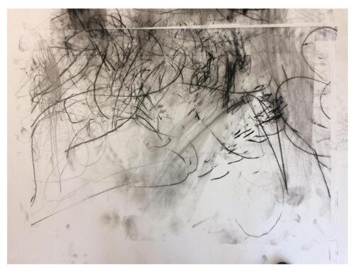 Drawing workshop in Paris